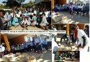 Solidariedade para com as vítimas das enxurradas (Desabamento da Lixeira)