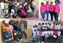 Campanha de sensibilização sobre a problemática do Cancro da mama – Outubro Rosa