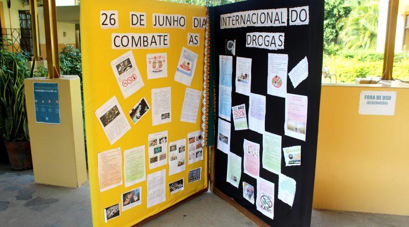 Dia internacional do combate às drogas